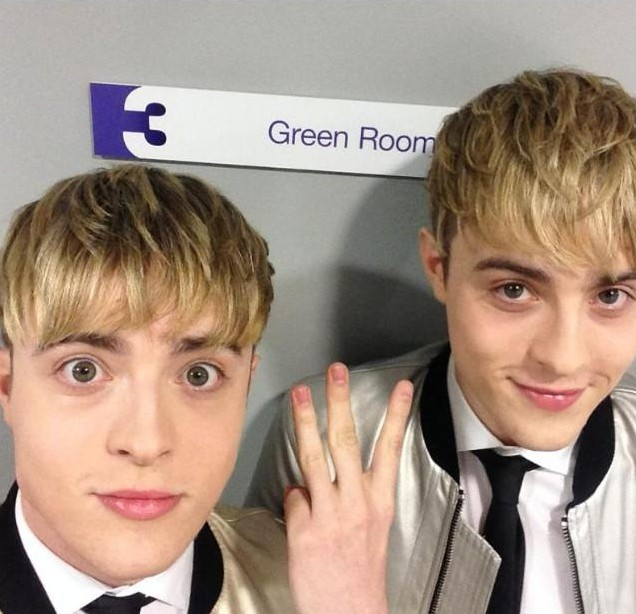 John and Edward on IrelandAM