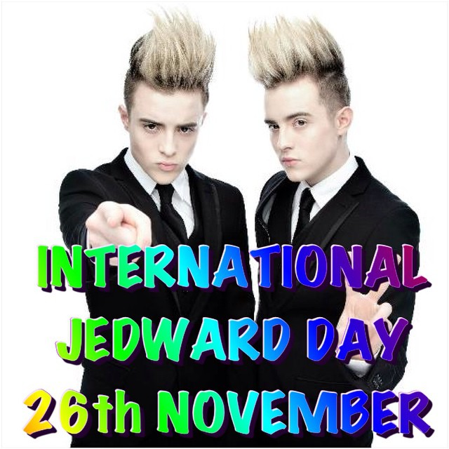 International Jedward Day