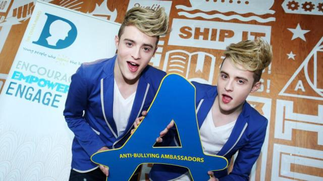 Jedward Anti Bullying Ambassadors